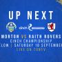 Raith Rovers Ticket Information